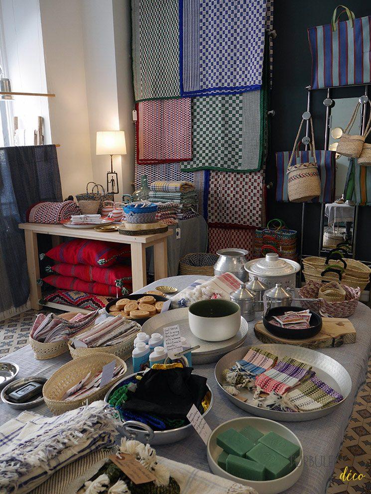 Rivi res une boutique ethnique plein de charme for Boutique de decoration paris