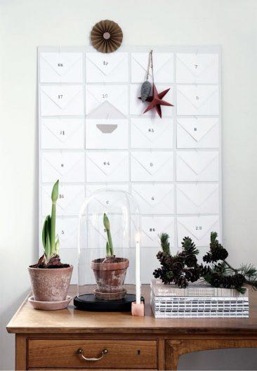 calendrier de l 39 avent design fait maison ou cl en main. Black Bedroom Furniture Sets. Home Design Ideas