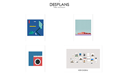Desplans Paris-Stockolm