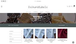 Folk and Fabric