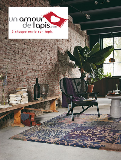 De la maison · edito marque de tapis design