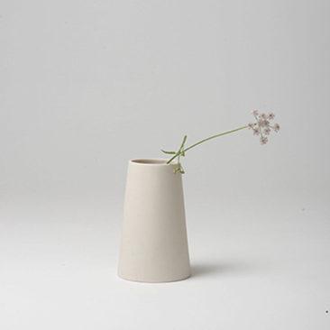 Petit vase en porcelaine - Boutique Etsy Golden Biscotti