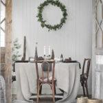Une table de fête kinfolk, nature et rustique
