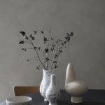 Bouquet d'hiver : fleurs séchées et branches nues
