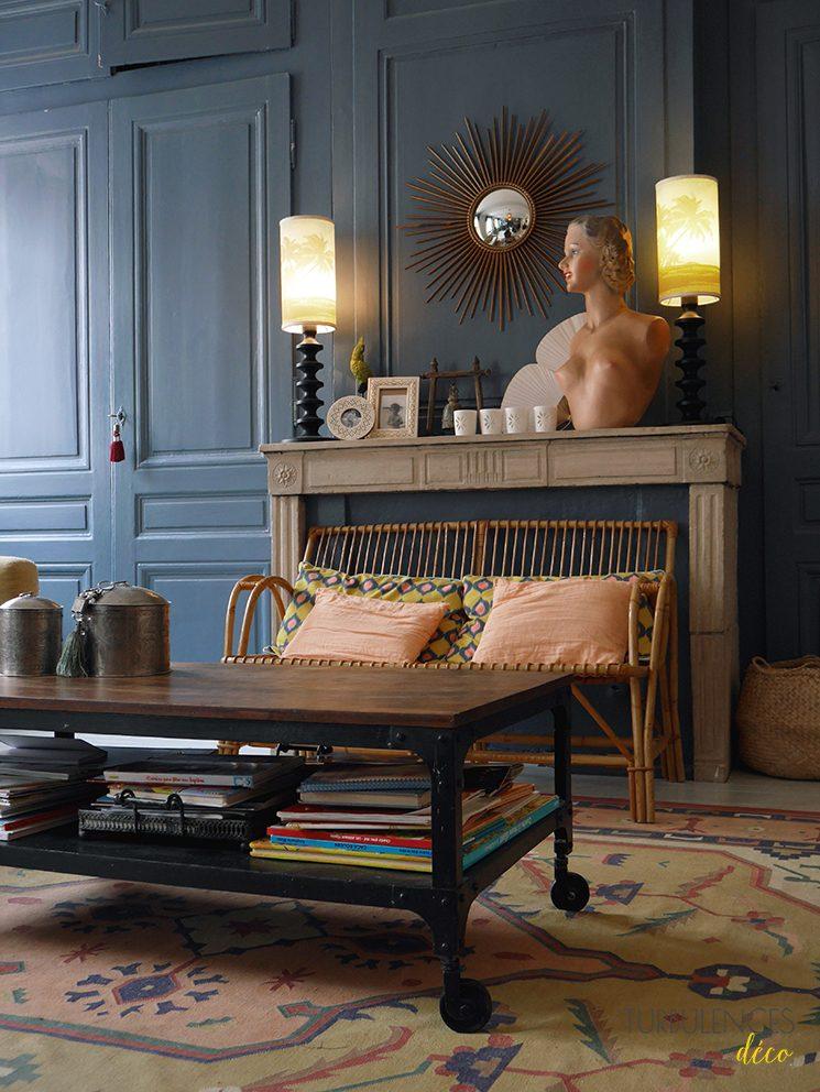 Chez Anne-Sophie, Freckles Design || Objets chinés et objets de famille