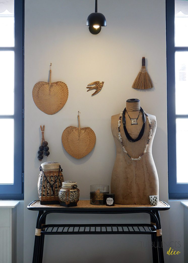 Chez Anne-Sophie, Freckles Design || Ambiance éclectique ethnique