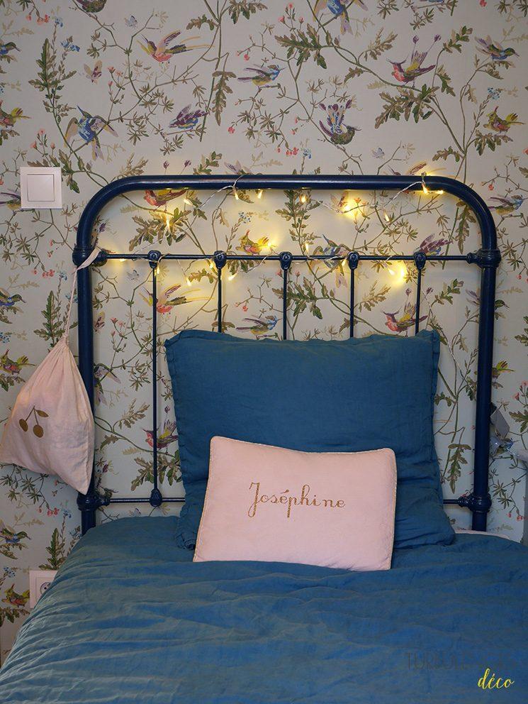 Visite déco, L'appartement d'Anne-Sophie Freckles Design à Lyon. Une amoureuse du mobilier vintage