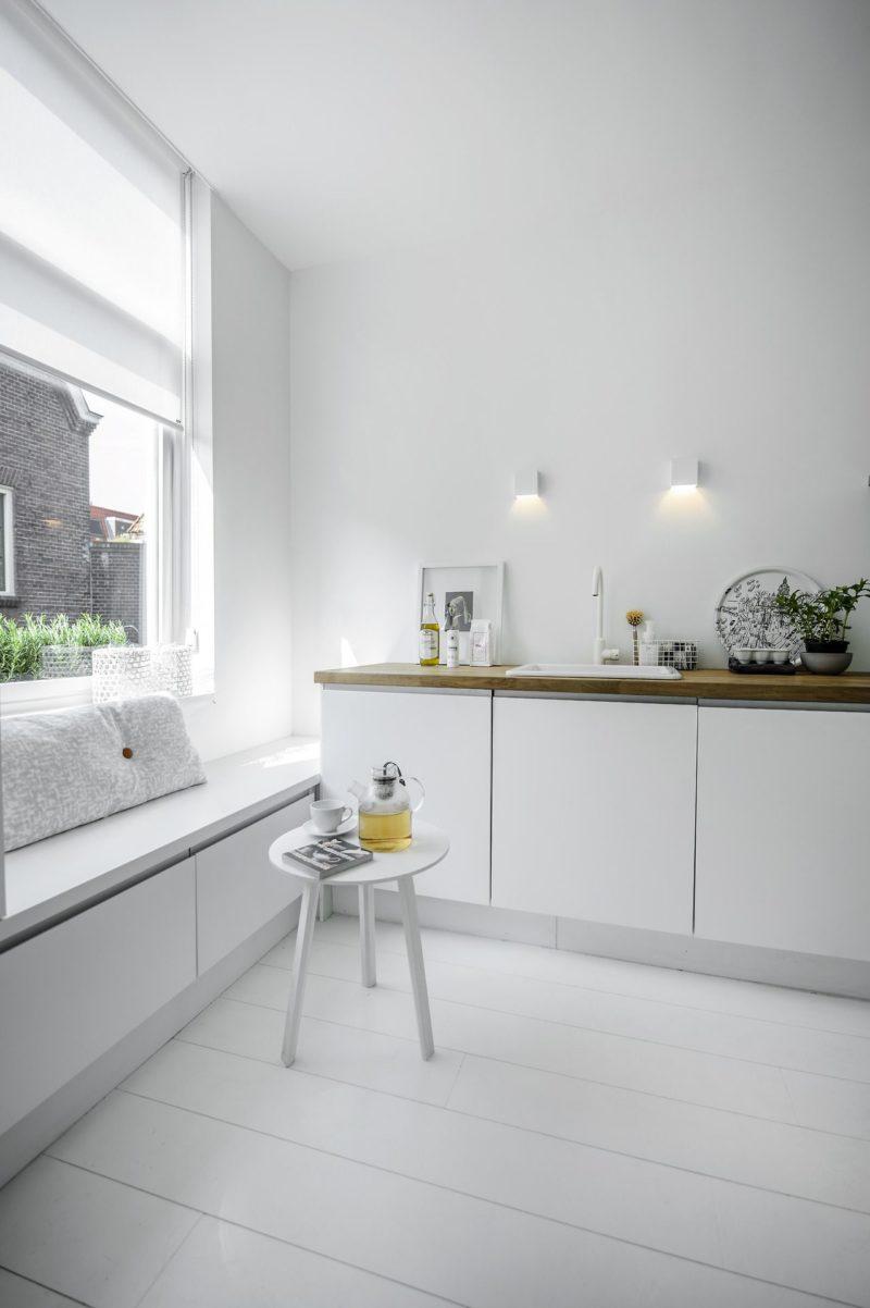 [ Aménagement de la cuisine ] L'importance du triangle d'activité // Design intérieur : Design studio NU