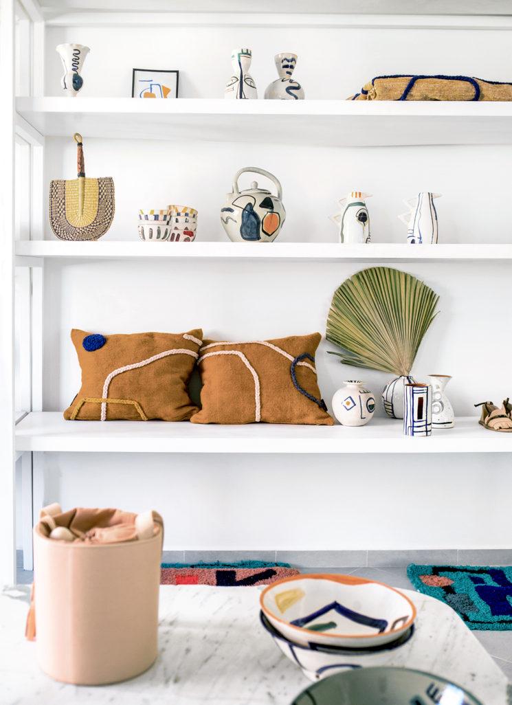 LRNCE design made in Maroc - Le showroom / studio de Marrakech