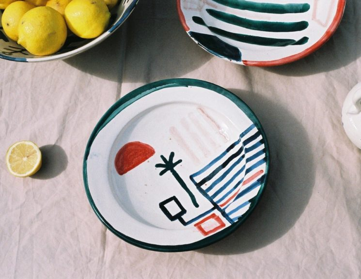 LRNCE design made in Maroc - Ligne de céramique