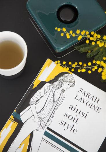 Livre Ainsi soit style de Sarah Lavoine