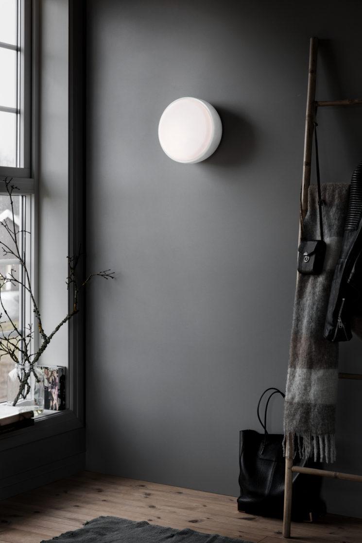 Northern - Applique ou plafonnier OVER ME - Designer : Morten & Jonas