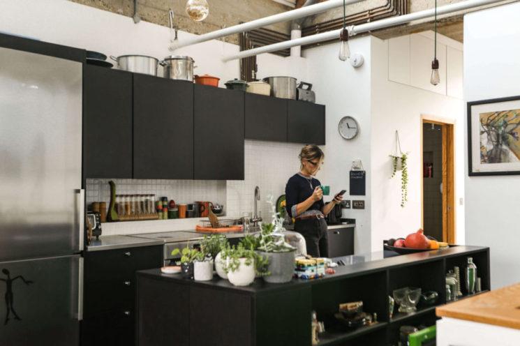 Verrière atelier pour un style industriel