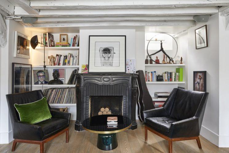 Projet Atelier par Sarah Lavoine - Paris 1er