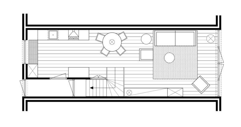 [ Aménagement de la cuisine ] Comprendre l'importance du triangle d'activité dans la cuisine // Projet intérieur : Design studio Nu plan