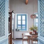 Une villa d'été grecque à Milos par K studio
