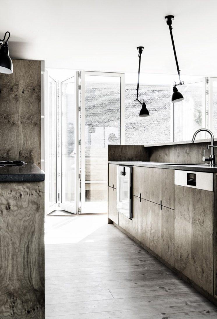 Focus sur les cuisines danoises KBH Københavns Møbelsnedkeri