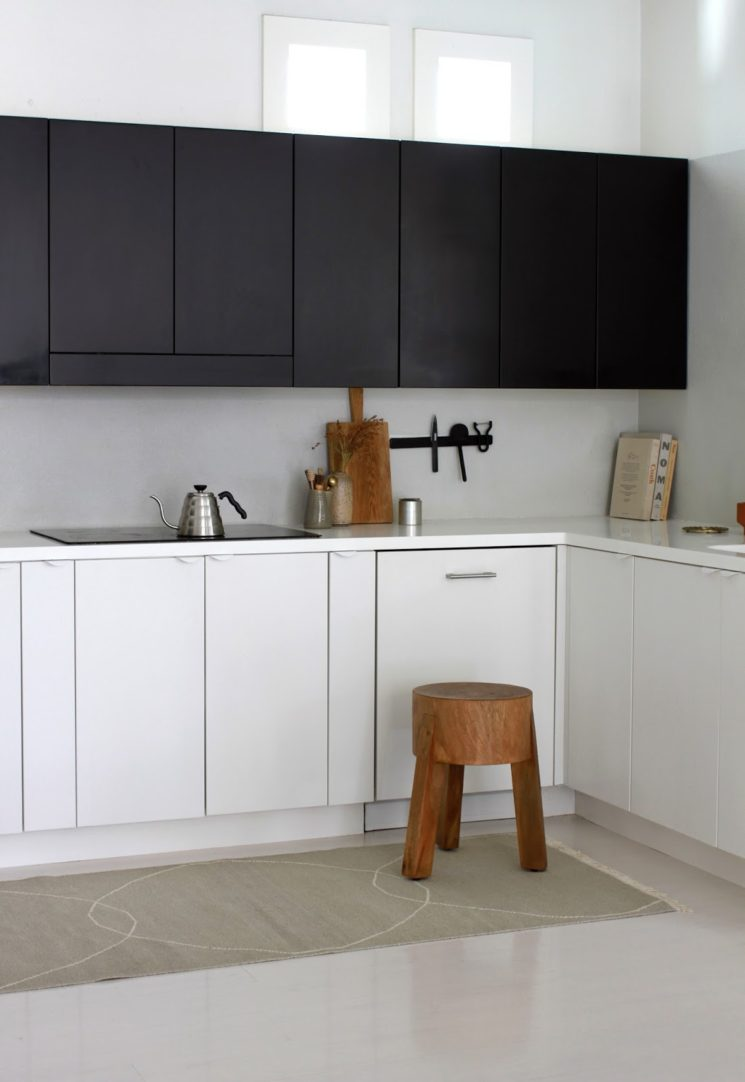 quelques pistes pour une cuisine minimaliste. Black Bedroom Furniture Sets. Home Design Ideas