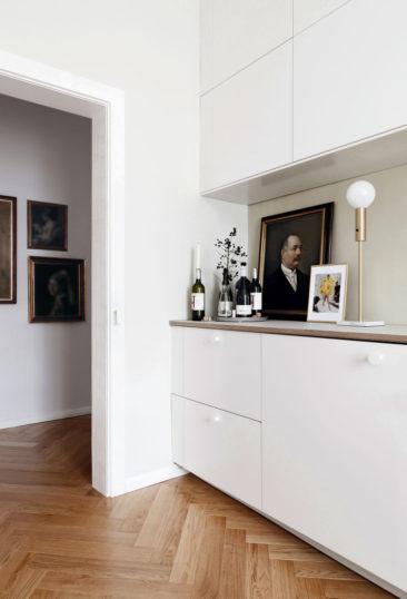 Quelques pistes pour une cuisine minimaliste