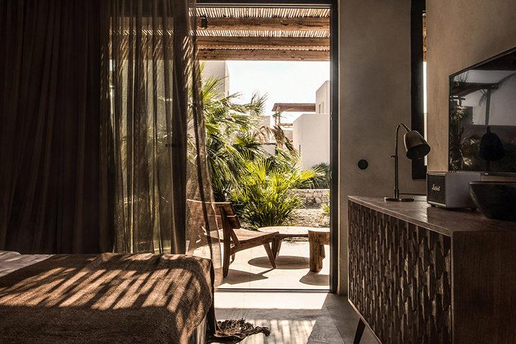 Vacances wabi sabi à l'hôtel Casa Cook Kos