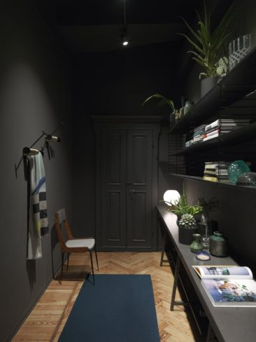 Un appartement à Côme aux accents minimalistes scandinaves