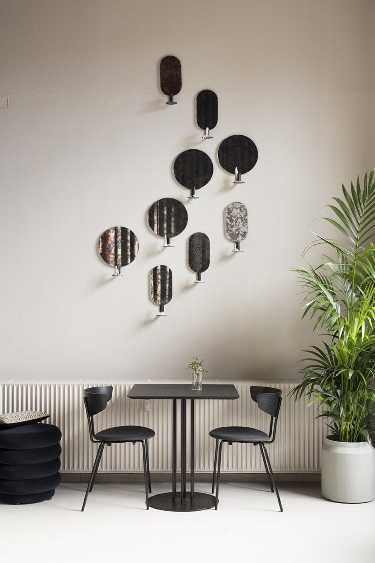 Nouveau restaurant Ibu décoré par Ferm Living à Copenhague