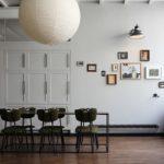 Loft minimaliste sous lumière du Nord