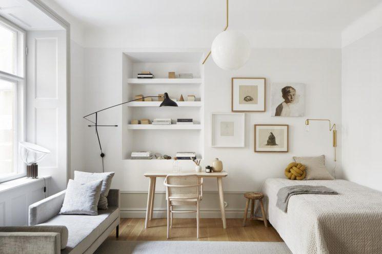 aménagement maison minimaliste