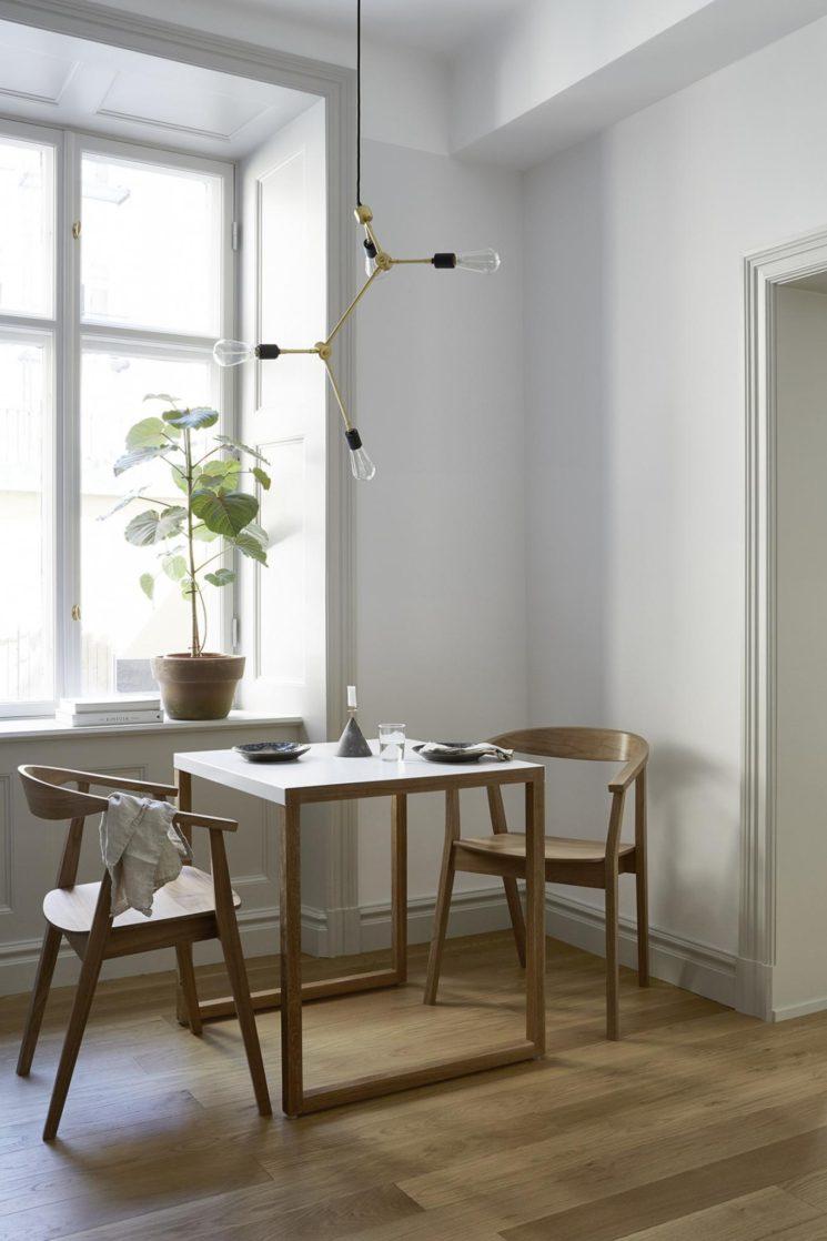 Intérieur minimaliste scandinave + rétro + design + neutre sur Fantastic Franck