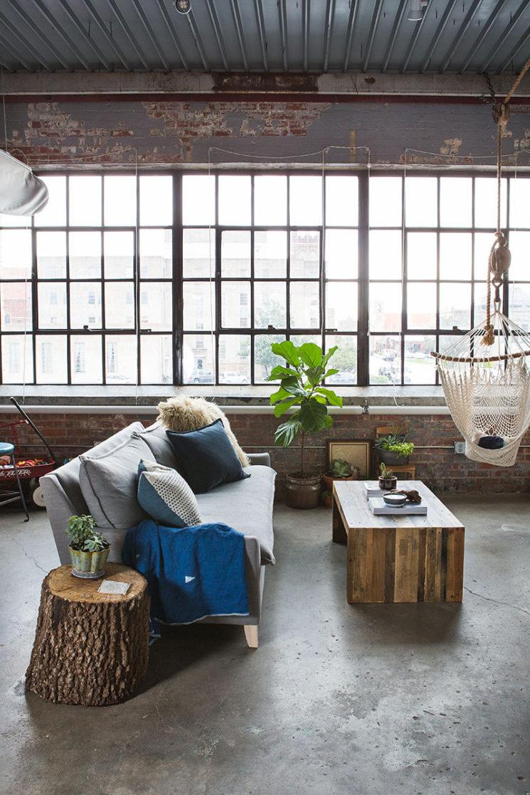 Quelques pistes pour intégrer du mobilier industriel dans sa déco