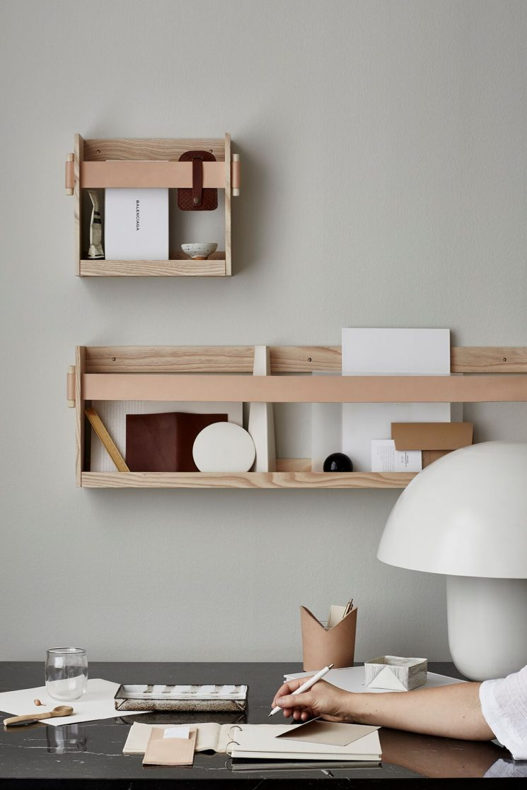 Catalogue de la marque de design minimaliste suédoise SSM