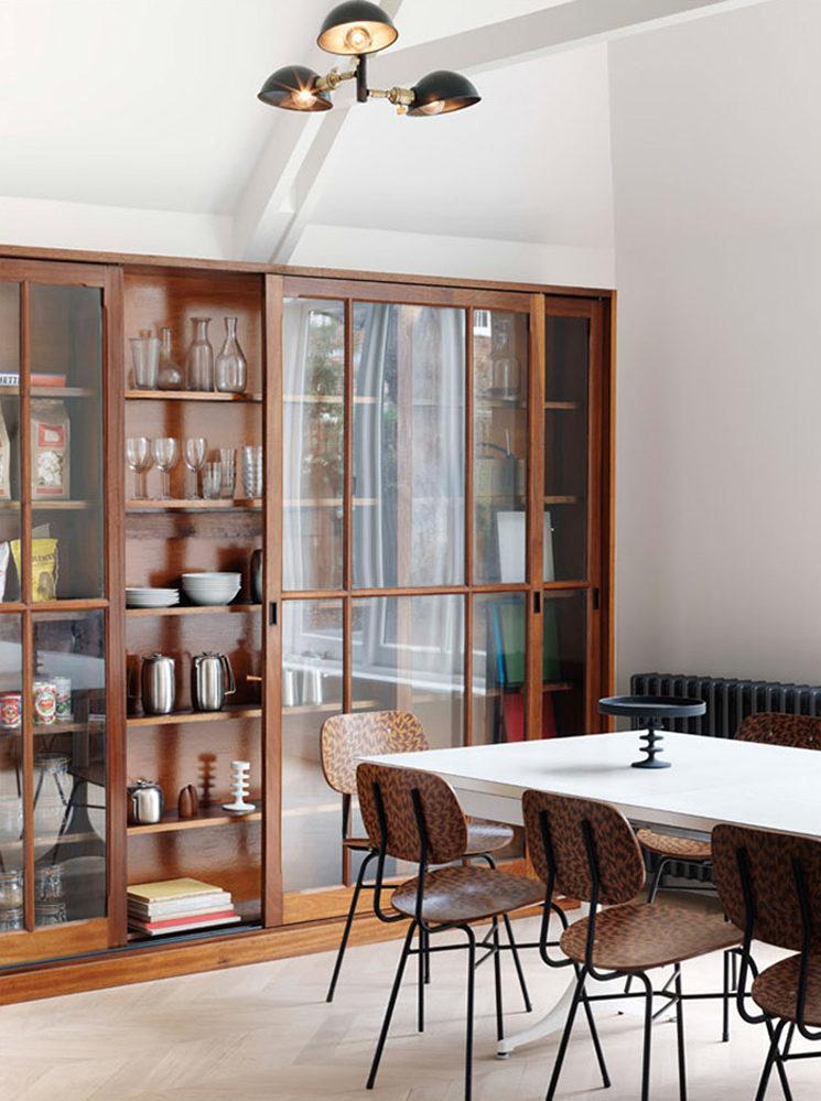 une maison londres am nag e par l 39 architecte jason maclean. Black Bedroom Furniture Sets. Home Design Ideas