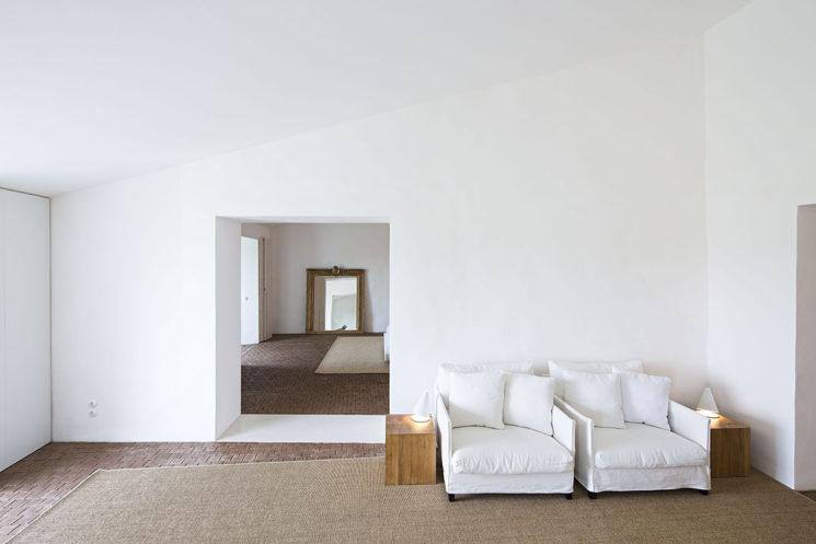 L'atout Tomettes en décoration d'intérieur || Casa No TempparAires Mateus + João and Andreia Rodrigues
