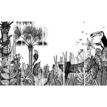Papier-peint panoramique, The Wild - Bien Fait