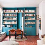 Un appartement ancien dans le Marais par Camille Hermand