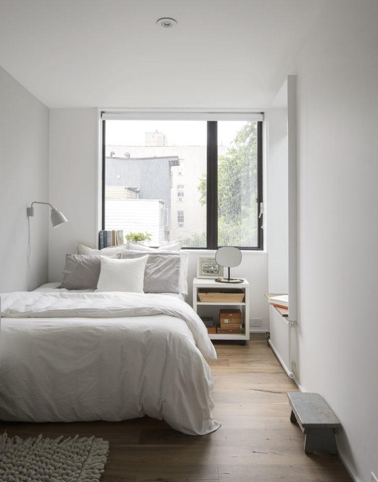 Une maison de ville hyper étroite à Brooklyn par l'agence OA - Office of Architecture