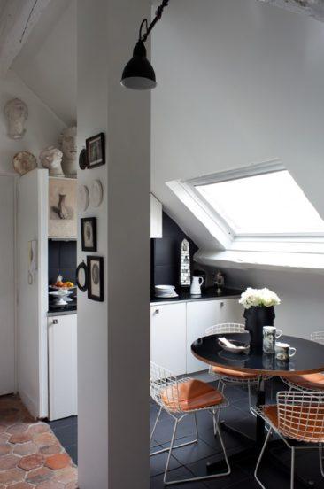 L'atout Tomettes en décoration d'intérieur || Rénovation d'un appartement à Paris 6 par l'agence L'Autre Maison