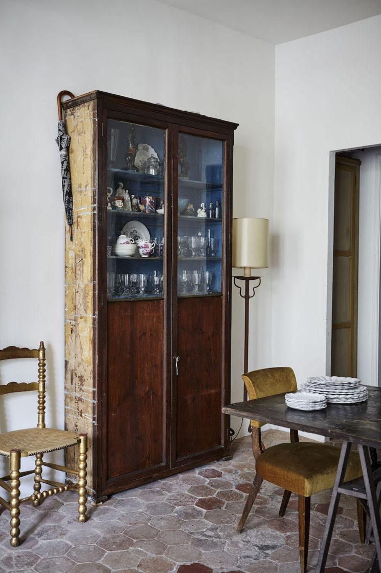 L'atout Tomettes en décoration d'intérieur || Intérieur de Astier de Villatte