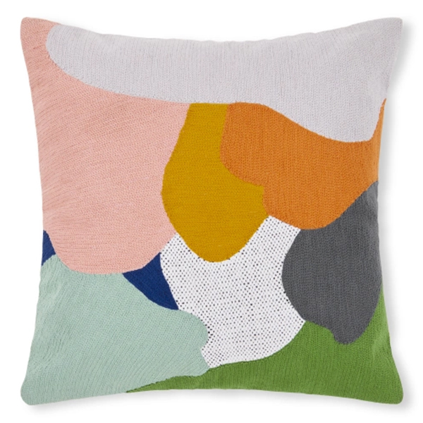 Coussin multicolore, Hattie sur Made.com
