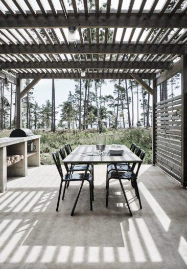 Maison de mer versus Suède par M-arkitektur || La villa Hagerman - Ljugarn