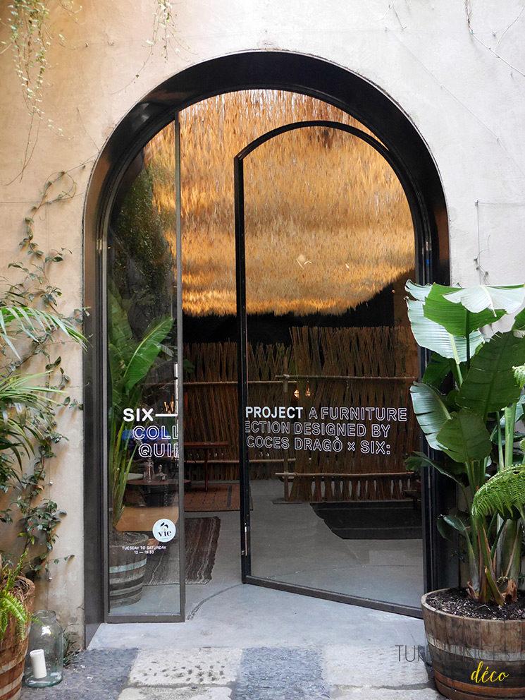 Six Gallery : Milano Design Week 2018