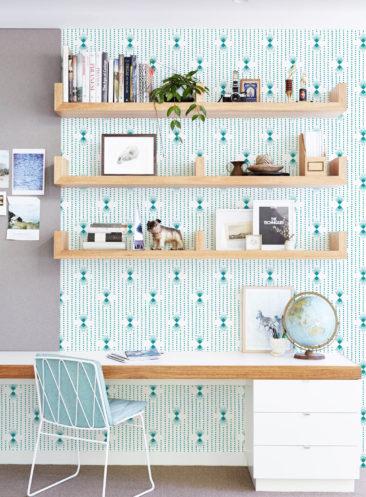 La Maison Martin Morel, passé recomposé || Papier-Peint Bee