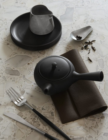 Terrazzo chic et sobre dans la cuisine || Conception Nordiska Kök
