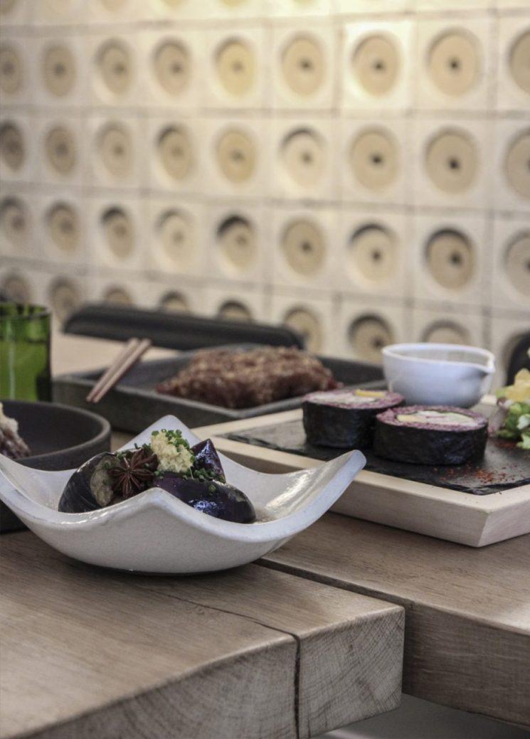 Otonali, restaurant Saint Malo, design et cuisine fusion, entre Bretagne et Japon