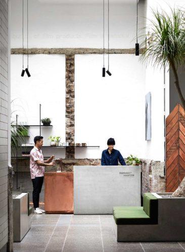 The Paramount Hôtel à Sydney par Breathe Architecture
