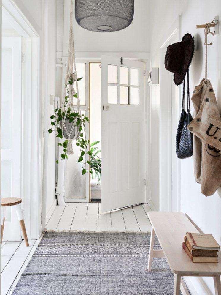 Comment donner du caractère à son entrée de maison