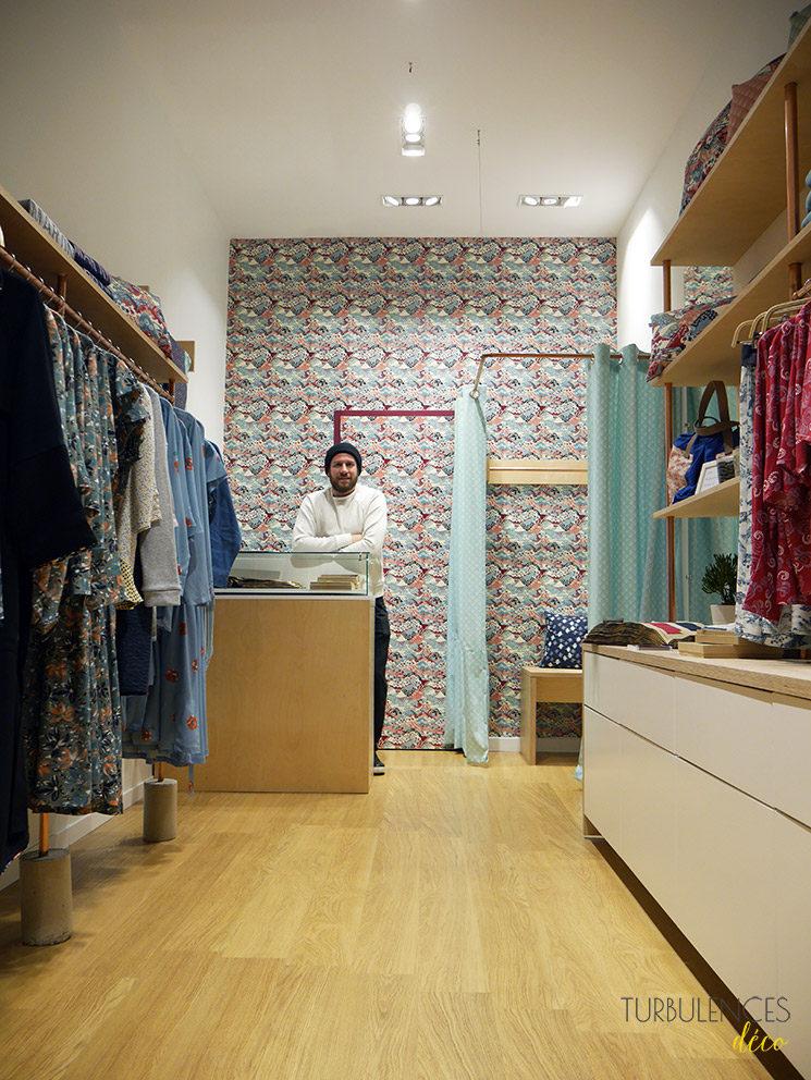 La Maison Martin Morel, passé recomposé || Boutique Passage Thiaffait Lyon 1