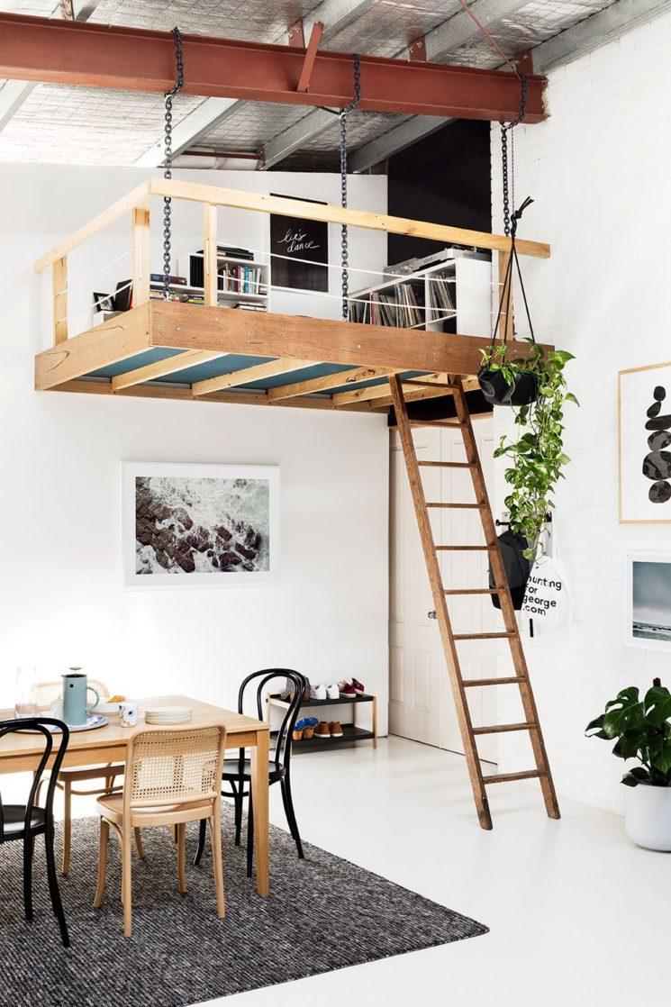 Inspiration déco ] La mezzanine