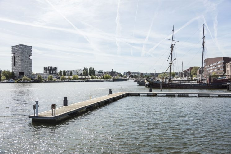 Penthouse lumineuse à Amsterdam