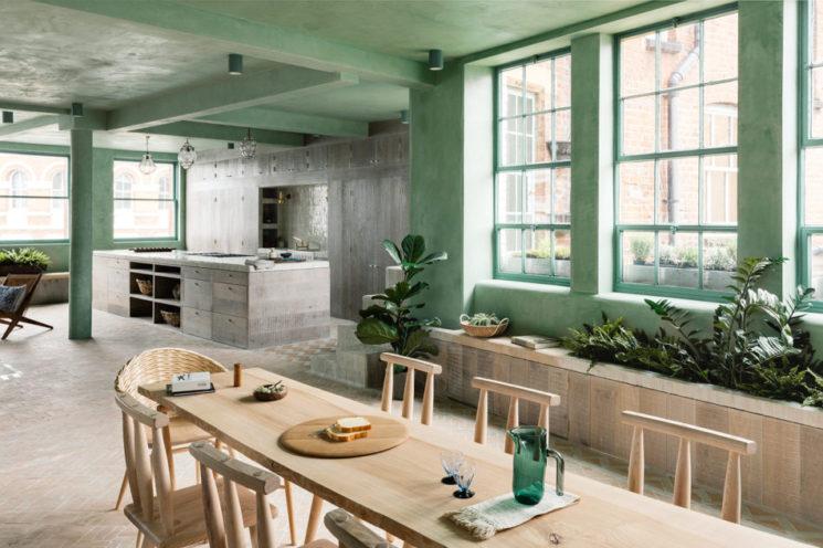 [ Architecture ] Le choix de la briques || Chan & Eayrs The Beldi, Londres